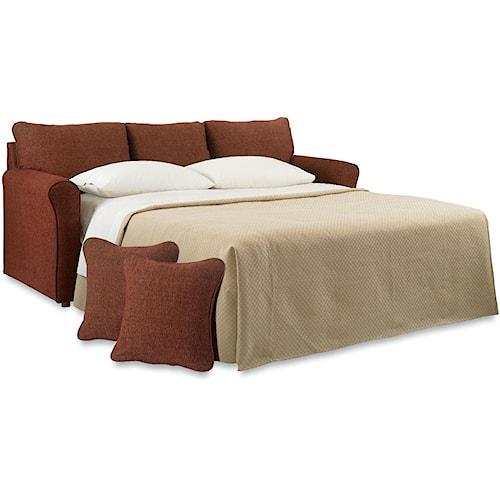 La-Z-Boy Laurel SUPREME-COMFORT™ Queen Sleep Sofa