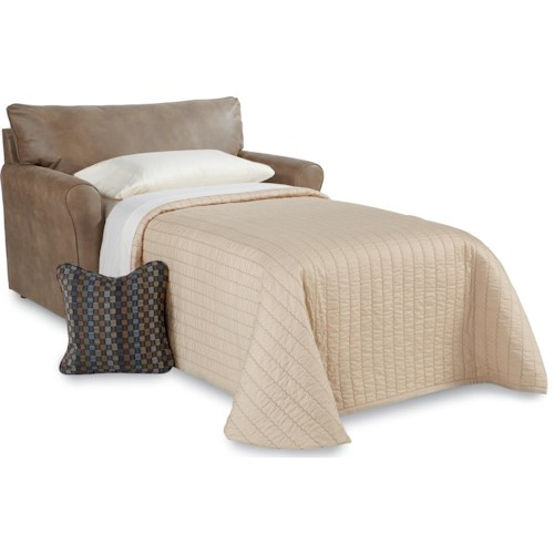 La-Z-Boy Laurel SUPREME-COMFORT™ Twin Sleeper
