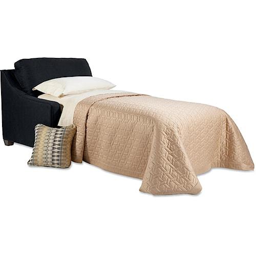 La-Z-Boy NIGHTLIFE Premier SUPREME-COMFORT™ Sleeper with Twin-Sized Mattress