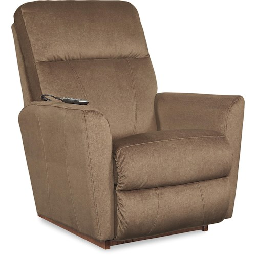 La-Z-Boy Odon Contemporary 2-Motor Massage & Heat Rocking Recliner