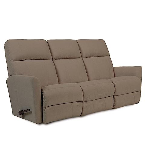 La-Z-Boy Odon Contemporary Wall-Saver Reclining Sofa