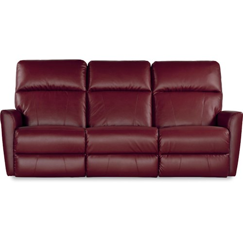La-Z-Boy Odon Contemporary Power-Recline-XRw™ Wall-Saver Reclining Sofa