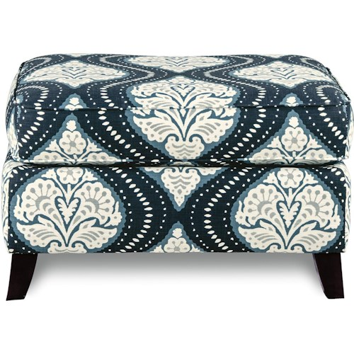 La-Z-Boy Phoebe Transitional Chair Ottoman