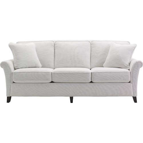 La-Z-Boy Phoebe Transitional Flared Arm Sofa