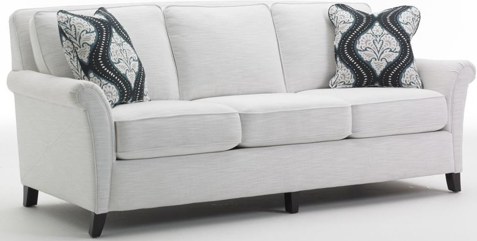 Shown with Contrasting Toss Pillows