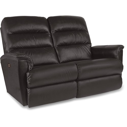La-Z-Boy Tripoli Casual Power Wall Saver Reclining Loveseat