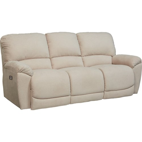 La-Z-Boy Tyler Casual Power La-Z-Time® Full Reclining Sofa