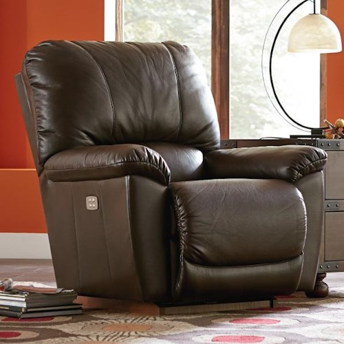 La-Z-Boy Tyler Casual Power-Recline-XRw™ RECLINA-WAY® Recliner