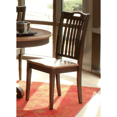Morris Home Furnishings Grafton Side Chair