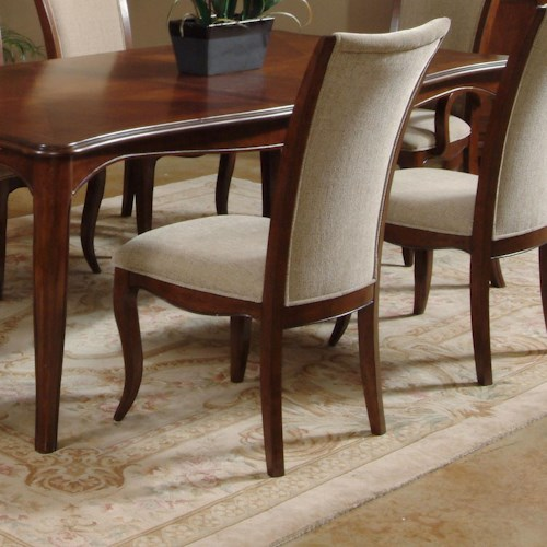 Morris Home Furnishings South Hampton Upholstered Side Chair
