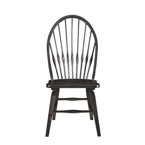 Morris Home Furnishings Whitby Side Chair
