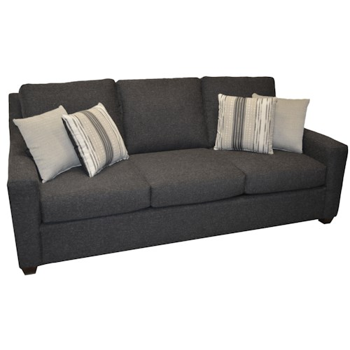 LaCrosse 423 Queen Sleeper Sofa with 5
