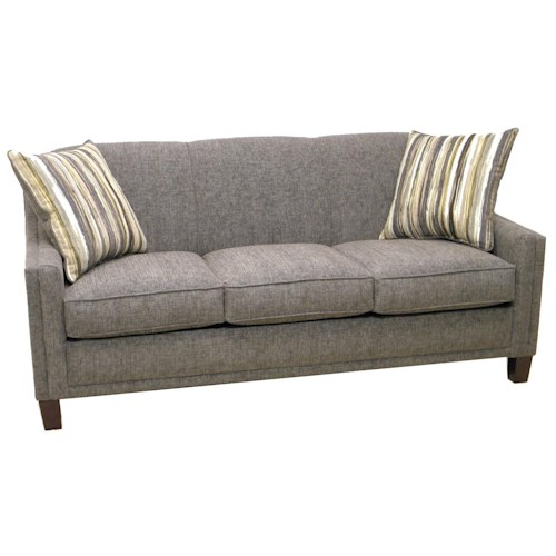 LaCrosse 696 Stationary 3-Seat Sofa