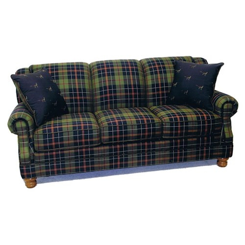 LaCrosse 838 Tight Back Sofa
