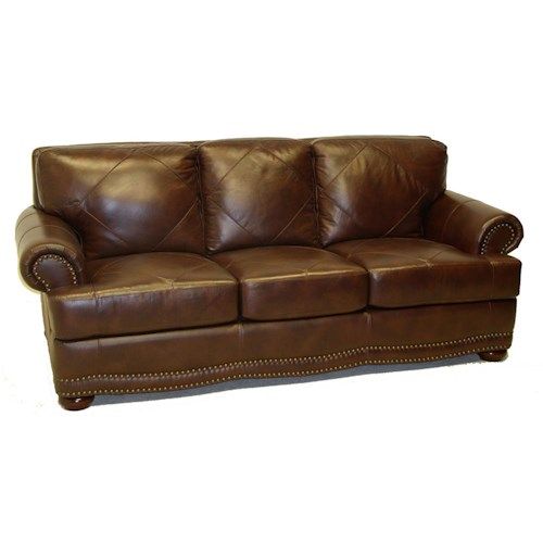 LaCrosse 8844 Stationary Sofa