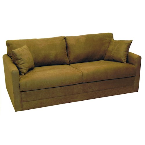 LaCrosse Sleeper Sofas  Completely Casual Full Size 7