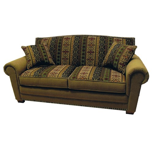 LaCrosse Timber Ridge - 801 Casual Sleeper Sofa with 5