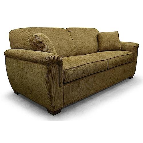 Lancer 2550 Contemporary Queen Sleeper Sofa