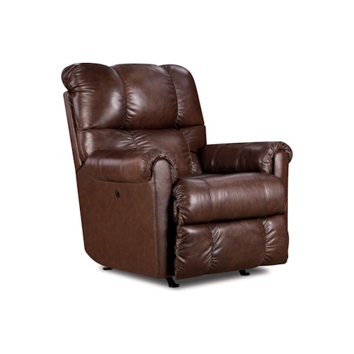 Lane Eureka Eureka Rocker Recliner with Zero Gravity Mechanism