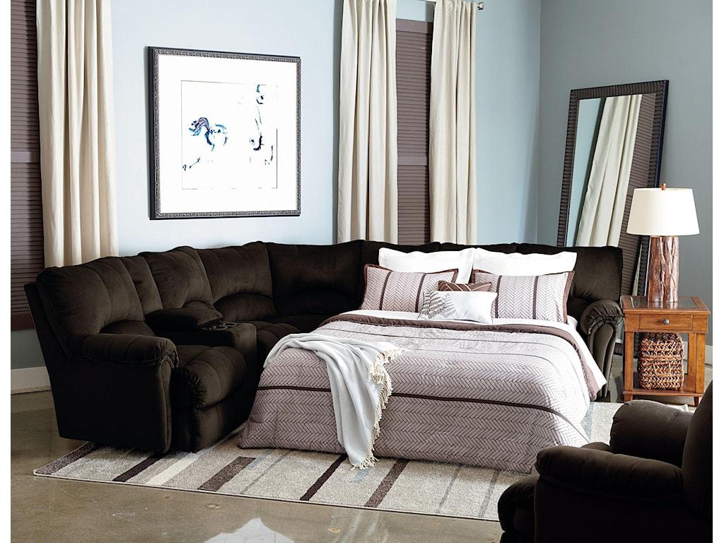 Shown with Open Queen Sleeper Sofa