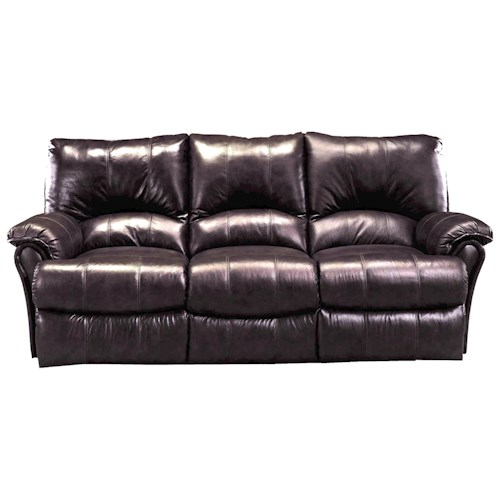 Lane Alpine Contemporary Double Reclining Sofa