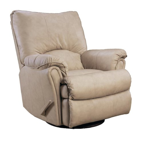 Lane Alpine Contemporary Glider Recliner