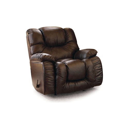 Lane Bulldog Big Man Rocker Recliner