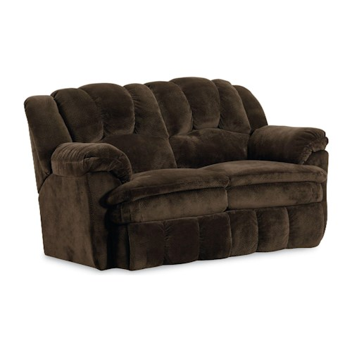 Lane Cameron Casual Cameron Double Power Reclining Loveseat