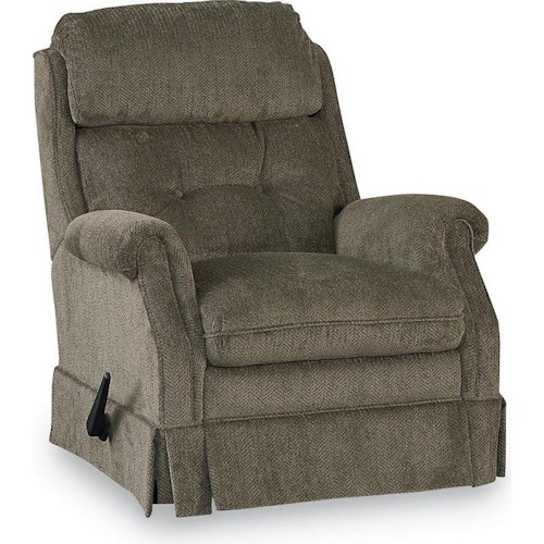Lane Carolina Traditional Power Rocker Recliner