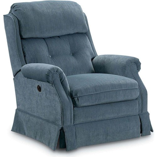 Lane Carolina Traditional Swivel Glider Recliner