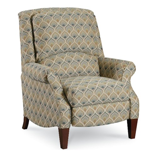 Lane Coco  Traditional Power High Leg Recliner