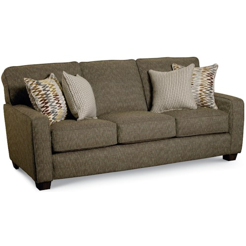 Lane Ethan Contemporary Queen Sleeper Sofa