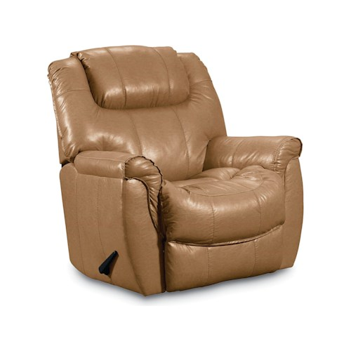 Lane Glider - Lane Montgomery Casual and Comfortable Glider Recliner