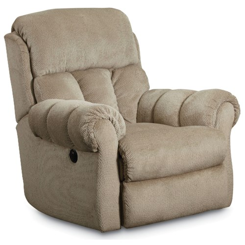Lane Hawkeye Glider Recliner with Zero Gravity