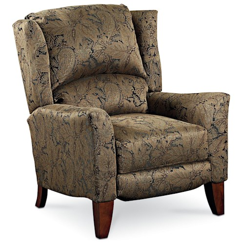 Lane Hi Leg Recliners Jamie Transitional Hileg Recliner