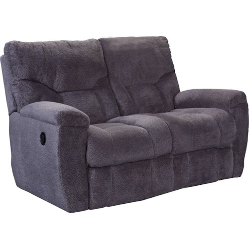 Lane Houston Powerized Double Reclining Loveseat