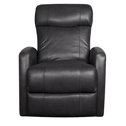 Lane Kellen Power Leather Glider Recliner-Match*