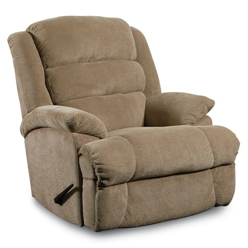 Lane Knox Knox Big and Tall Rocker Recliner