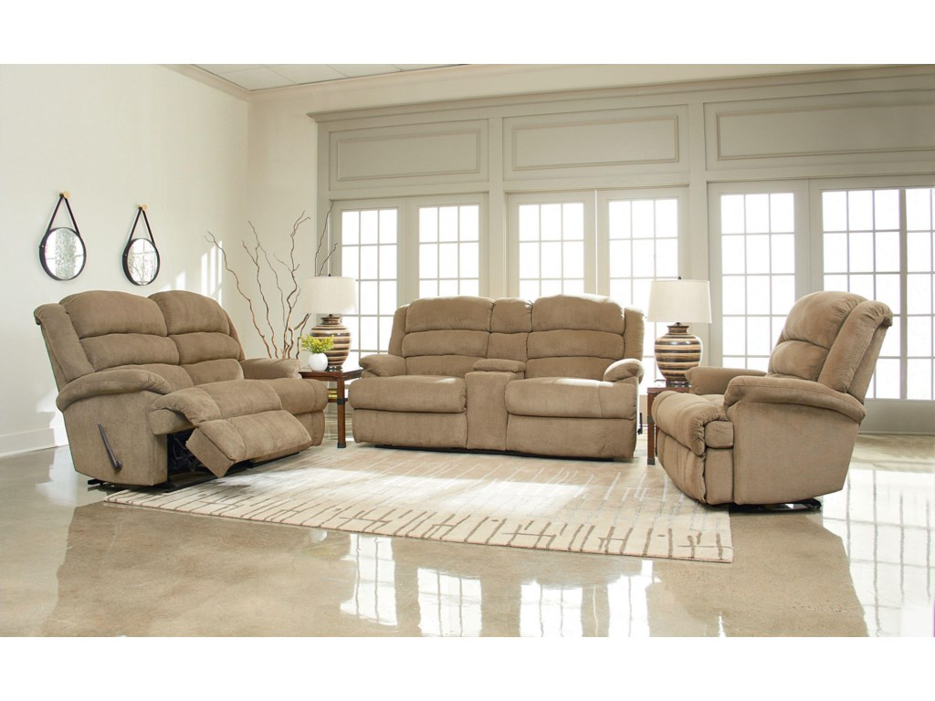Shown with Dual-Recline Console Loveseat and Dual-Recline Loveseat
