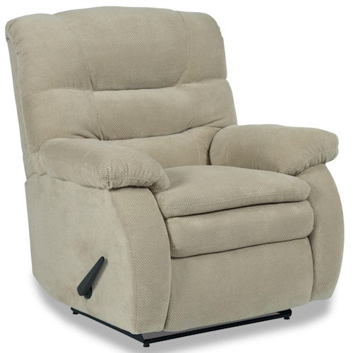 Lane Laredo 90 Casual Power Rocker Recliner