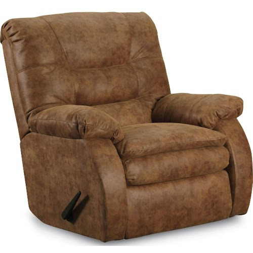 Lane Laredo 90 Casual Rocker Recliner