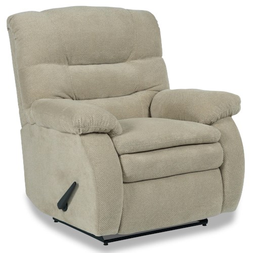 Lane Laredo 90 Casual Power Glider Recliner
