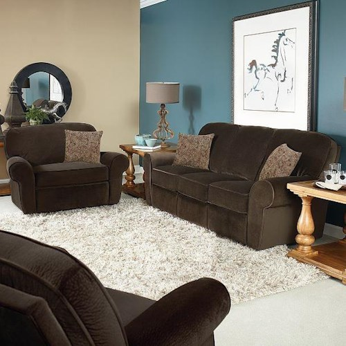 Lane Molly  Reclining Living Room Group