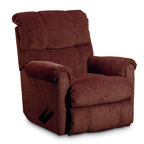 Lane Rocker - Lane Eureka Rocker Recliner with Zero Gravity Mechanism