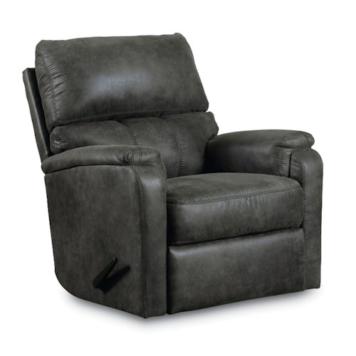 Lane Rocker Recliners Harrison Rocker Recliner