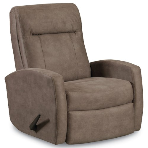 Lane Skylar Contemporary Power Rocker Recliner