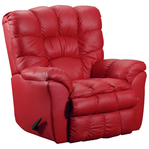 Lane Wallsaver Recliners Extravaganza Wall Saver Recliner with Multi-Channel Seat Back