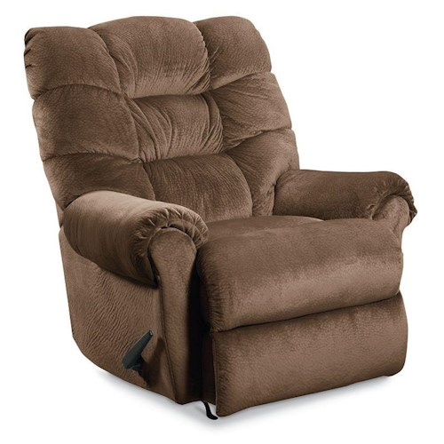 Lane Zip Casual Power Rocker Recliner