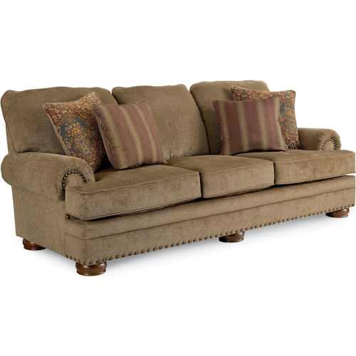 Lane Express Cooper Traditional Stationary Sofa