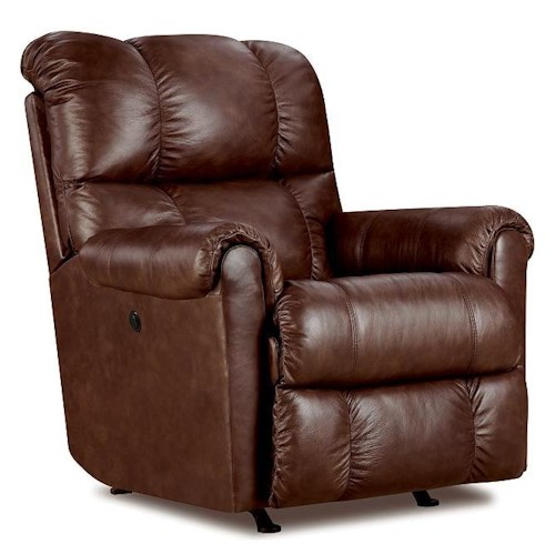 Lane Express Eureka Quick Ship Power Rocker Recliner